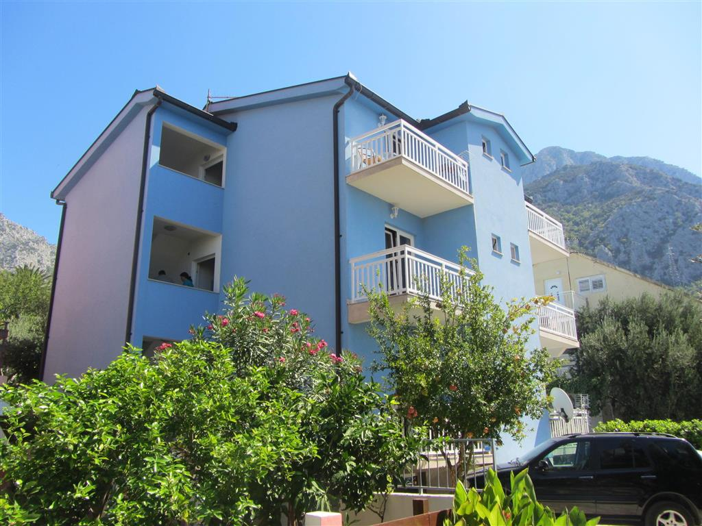 Villa Rade se nachází v nejjižnějším městečku Makarské riviéry.