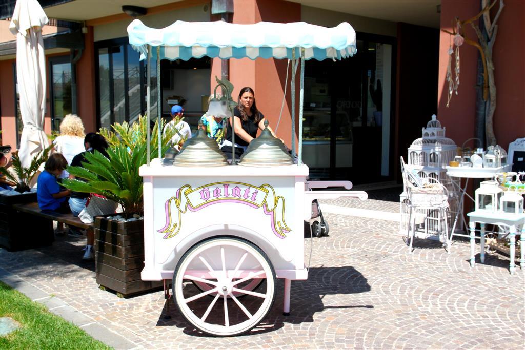 úžasné italské zmrzliny...