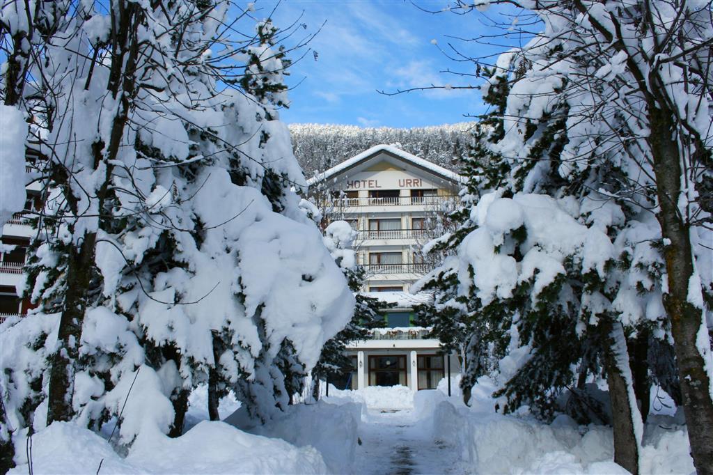 Ve výšce 1 800 m se nachází také pro snowboardisty snowpark