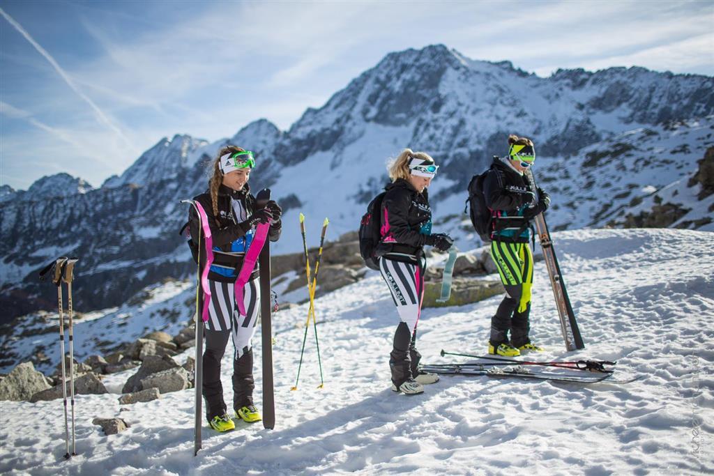 A pokud Vás již omrzí lyžování na upravených svazích, vydejte se vyzkoušet skialpinismus (Pisgana, Cantiere, Vescasa)