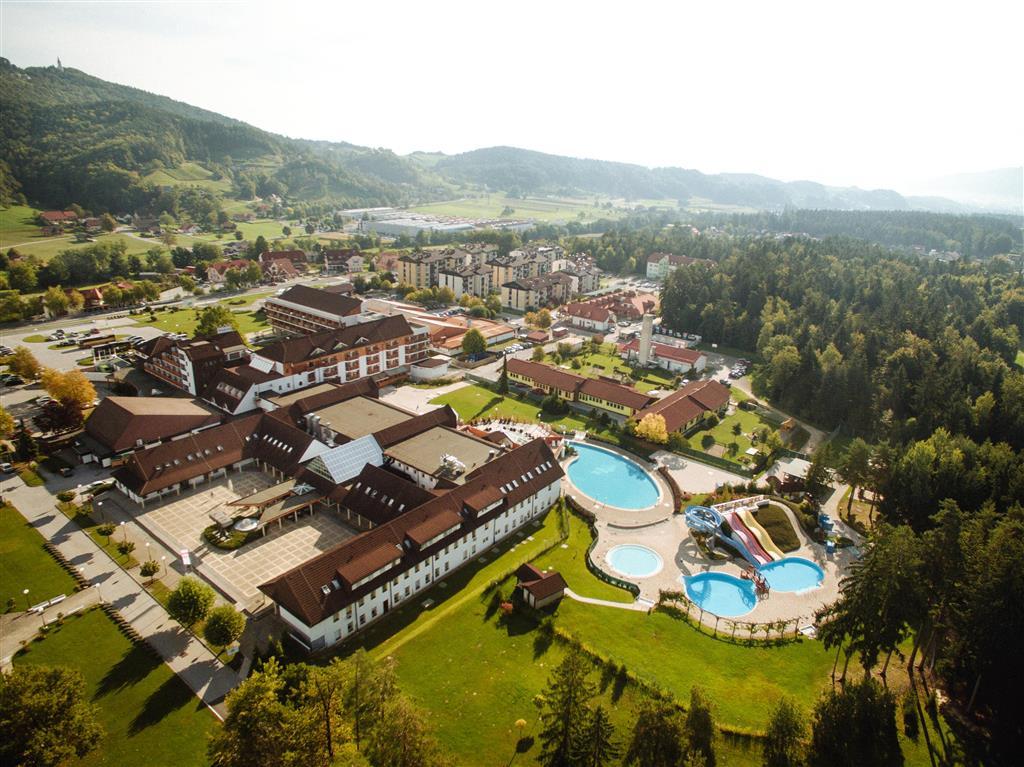 Panorama Terme Zreče