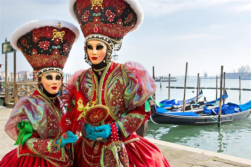 Výsledek obrázku pro karneval v benátkách 2017