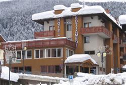 Hotely Paganella - různé *** hotely - 5denní lyžařský balíček se skipasem a dopravou v ceně***7