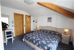 Hotely Paganella - různé *** hotely - 5denní lyžařský balíček se skipasem a dopravou v ceně***14