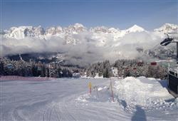 Hotely Paganella - různé *** hotely - 5denní lyžařský balíček se skipasem a dopravou v ceně***38