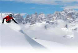 Hotely Paganella - různé *** hotely - 5denní lyžařský balíček se skipasem a dopravou v ceně***65