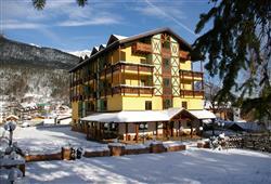 Ubytováni budete v jednom z městeček Molveno, Fai della Paganella, Cavedago a Andalo