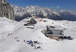 Sport hotel Forte - 5denní lyžařský balíček - zalyžujte si ve 2 zemích***34