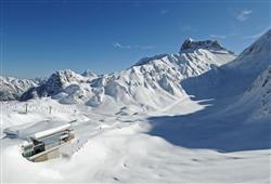 Sport hotel Forte - 5denní lyžařský balíček - zalyžujte si ve 2 zemích***38