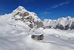 Sport hotel Forte - 5denní lyžařský balíček - zalyžujte si ve 2 zemích***39