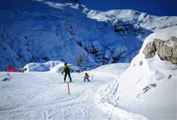 Sport hotel Forte - 5denní lyžařský balíček - zalyžujte si ve 2 zemích***40