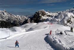 Sport hotel Forte - 5denní lyžařský balíček - zalyžujte si ve 2 zemích***41