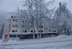 Sport hotel Forte - 5denní lyžařský balíček - zalyžujte si ve 2 zemích***2