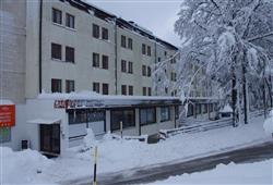 Sport hotel Forte - 5denní lyžařský balíček - zalyžujte si ve 2 zemích***4