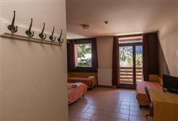 Sport hotel Forte - 5denní lyžařský balíček - zalyžujte si ve 2 zemích***14