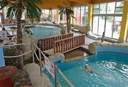 Aquapark hotelu Žusterna