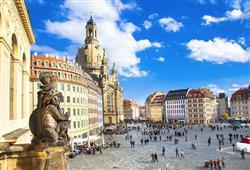 Metropolitní Berlín a barokní Drážďany8
