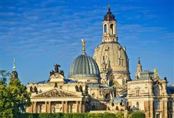 Metropolitní Berlín a barokní Drážďany14
