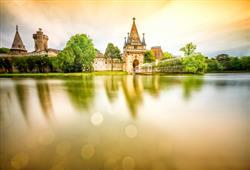 Kouzelný zámek Laxenburg, čokoládovna a plavba po podzemním jezeře1
