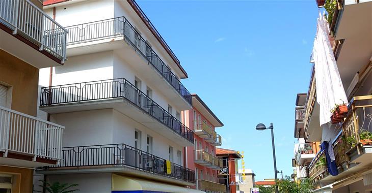 budova hotelu Minerva