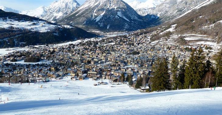 Sjezdovka Stelvio se považuje za jednu z nejtěžších tratí v celém seriálu závodů v alpském lyžování