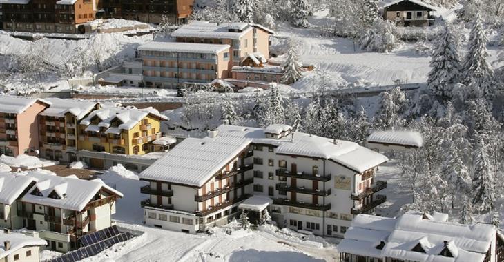 Andalo je hlavním městem střediska