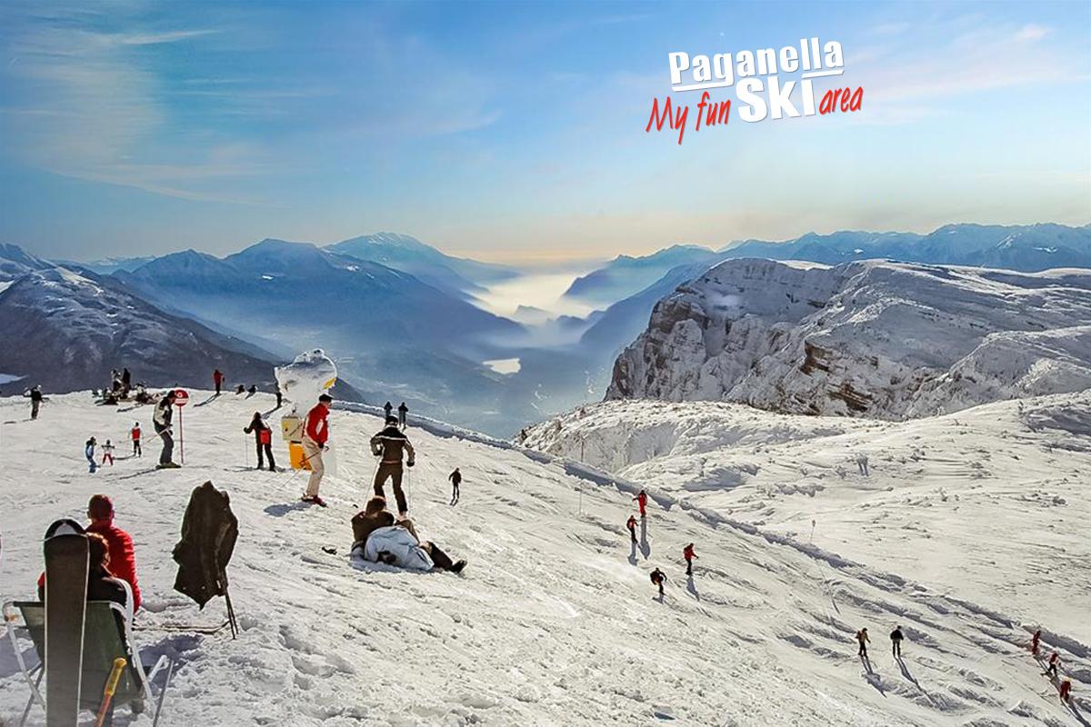 Hotely Paganella - různé*** hotely - 5denní lyžařský balíček***