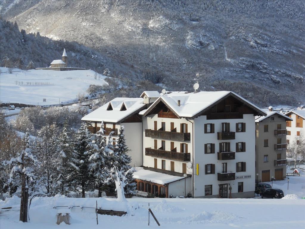 Hotel Alle Rose***