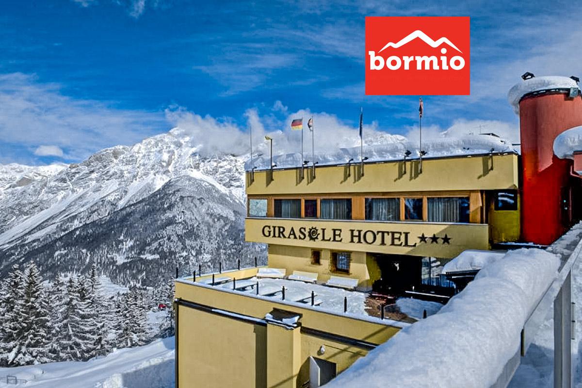 Hotel Girasole - 5denný lyžiarsky balíček so skipasom a dopravou v cene***