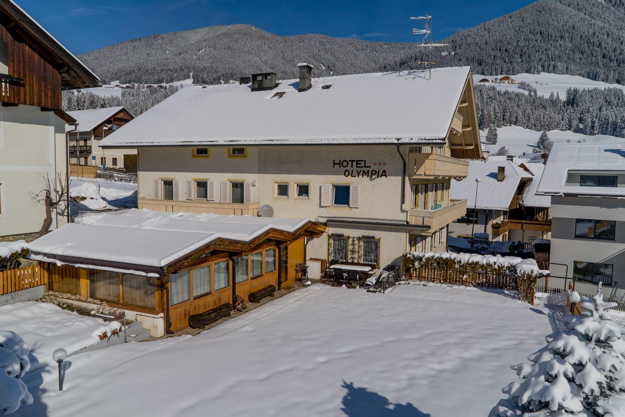 Hotel Chalet Olympia***