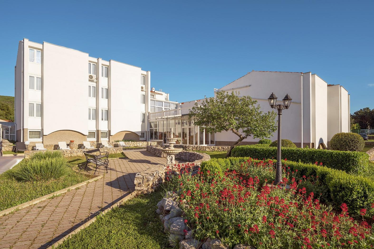 Hotel Omorika – Punat***