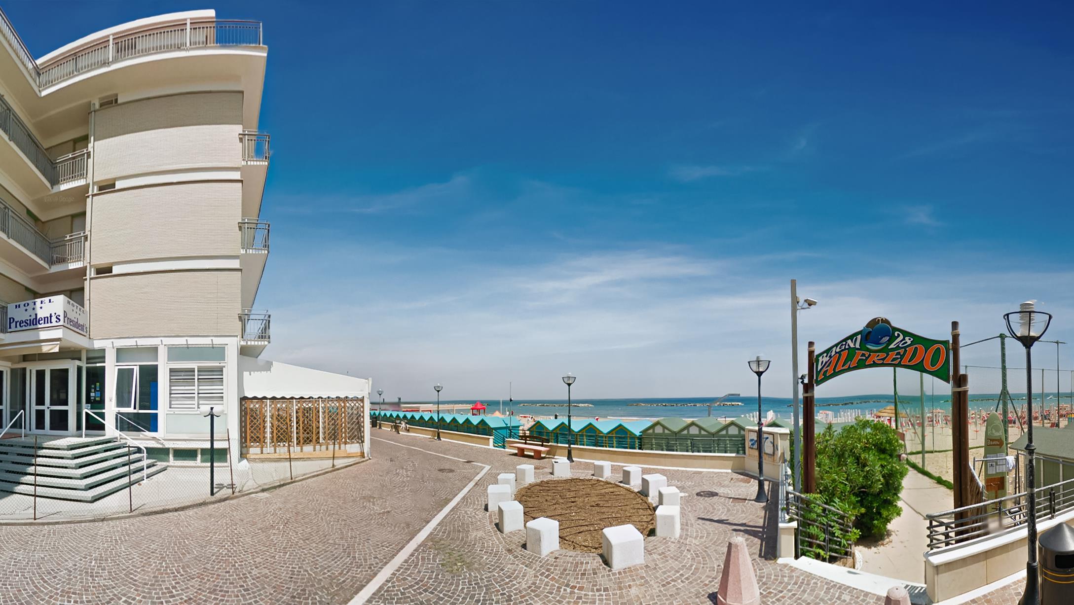 Hotel President - Pesaro***