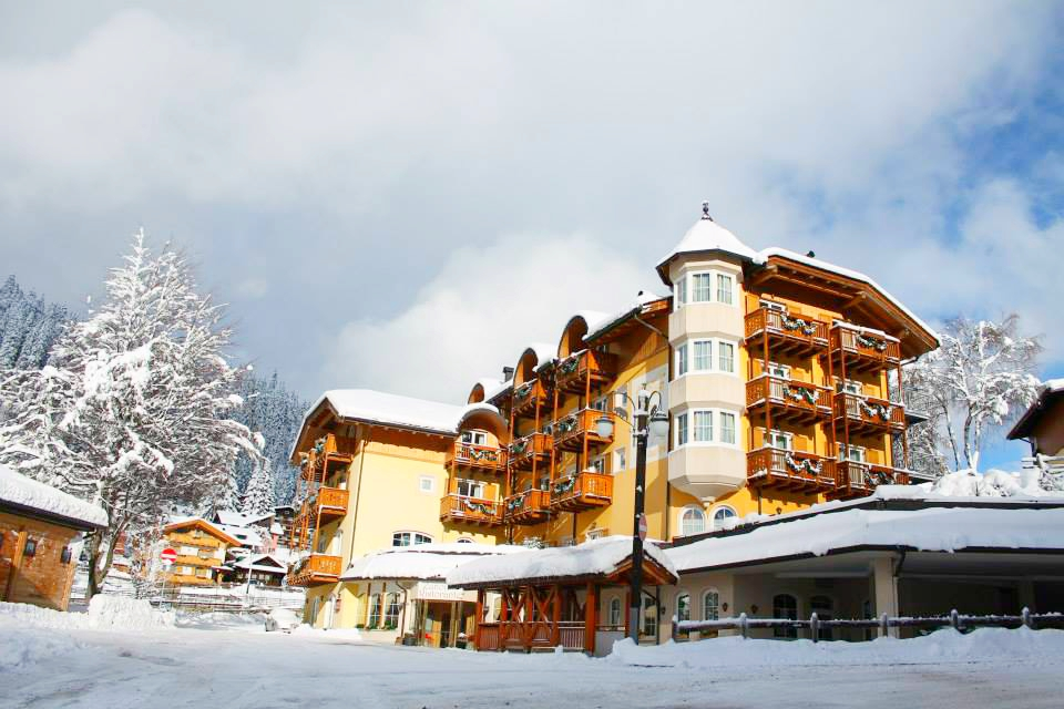 Hotel Chalet all'Imperatore****