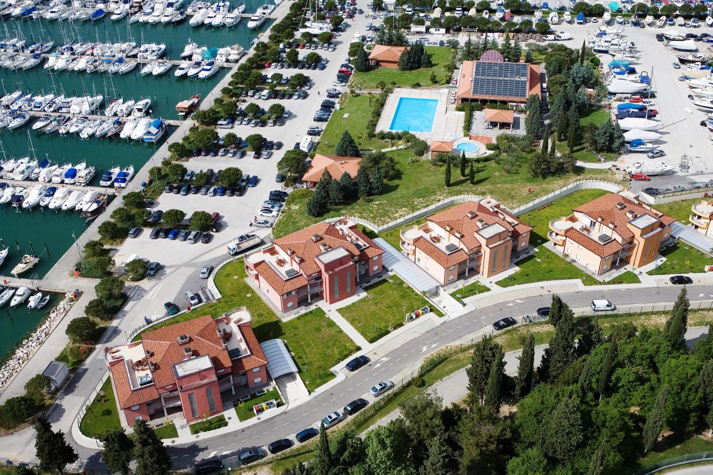 Rezidencia Marina****