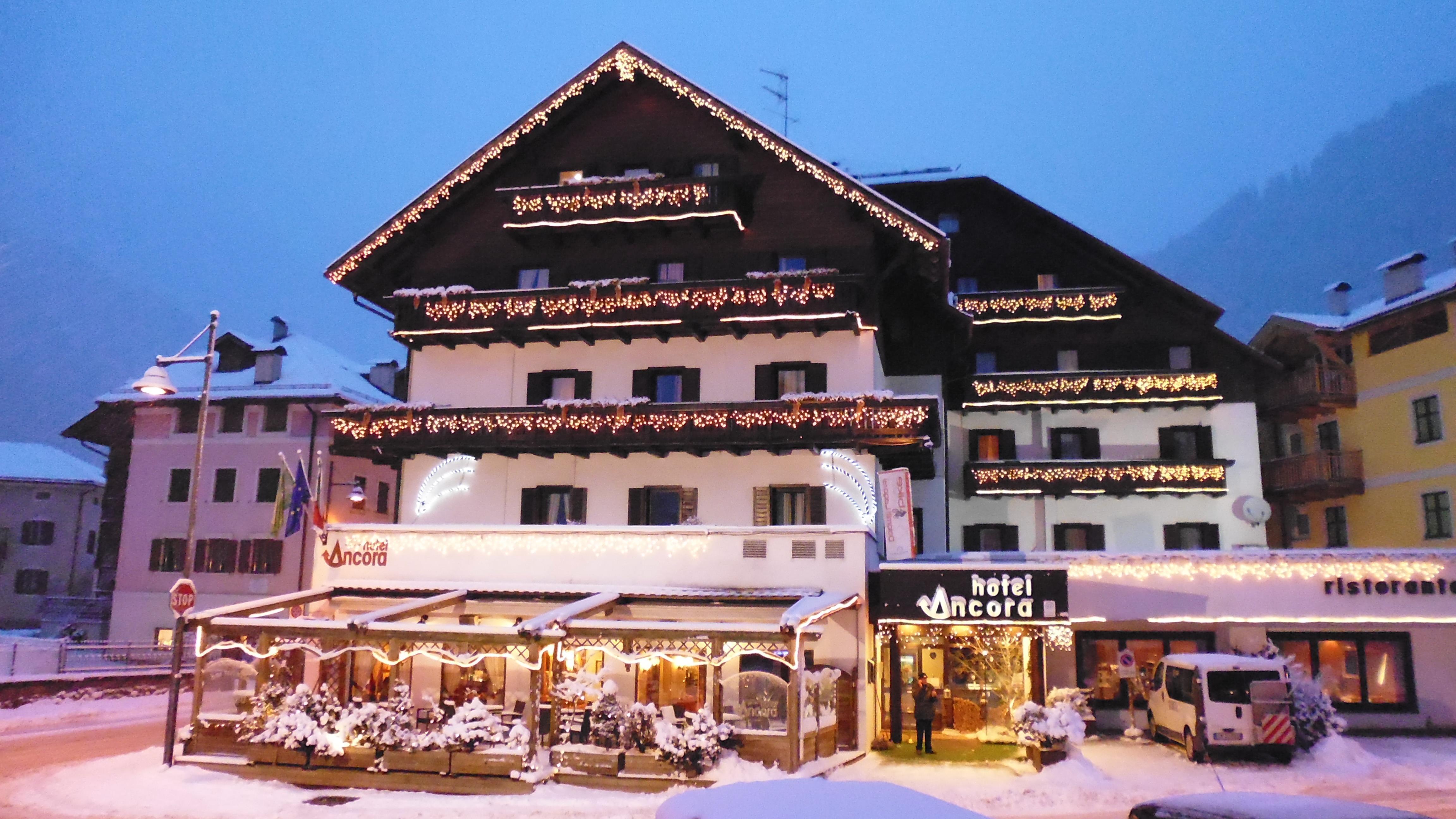 Hotel Ancora - Predazzo****