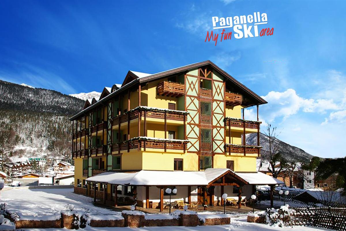 Hotel Dal Bon - 5denní lyžařský balíček se skipasem a dopravou v ceně***