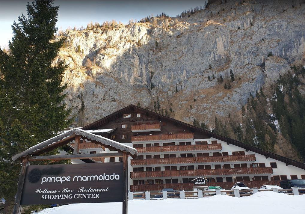 Hotel Principe Marmolada***
