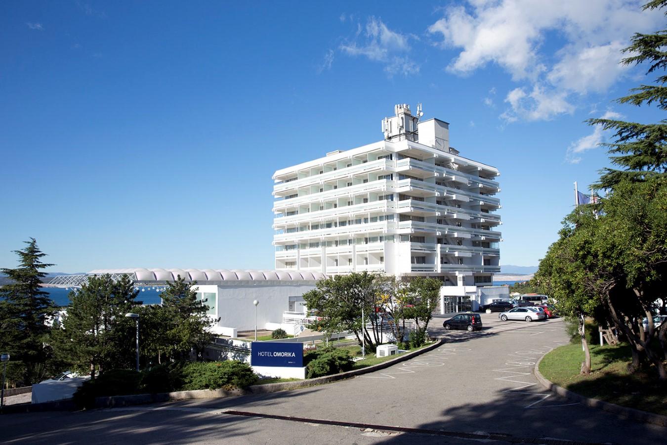 Hotel Omorika Crikvenica****