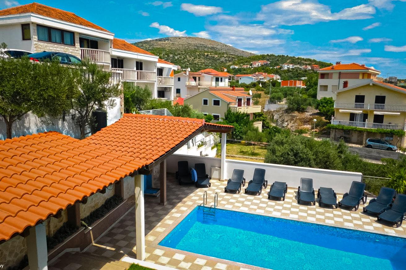 Penzión Villa Jelavić s bazénom***