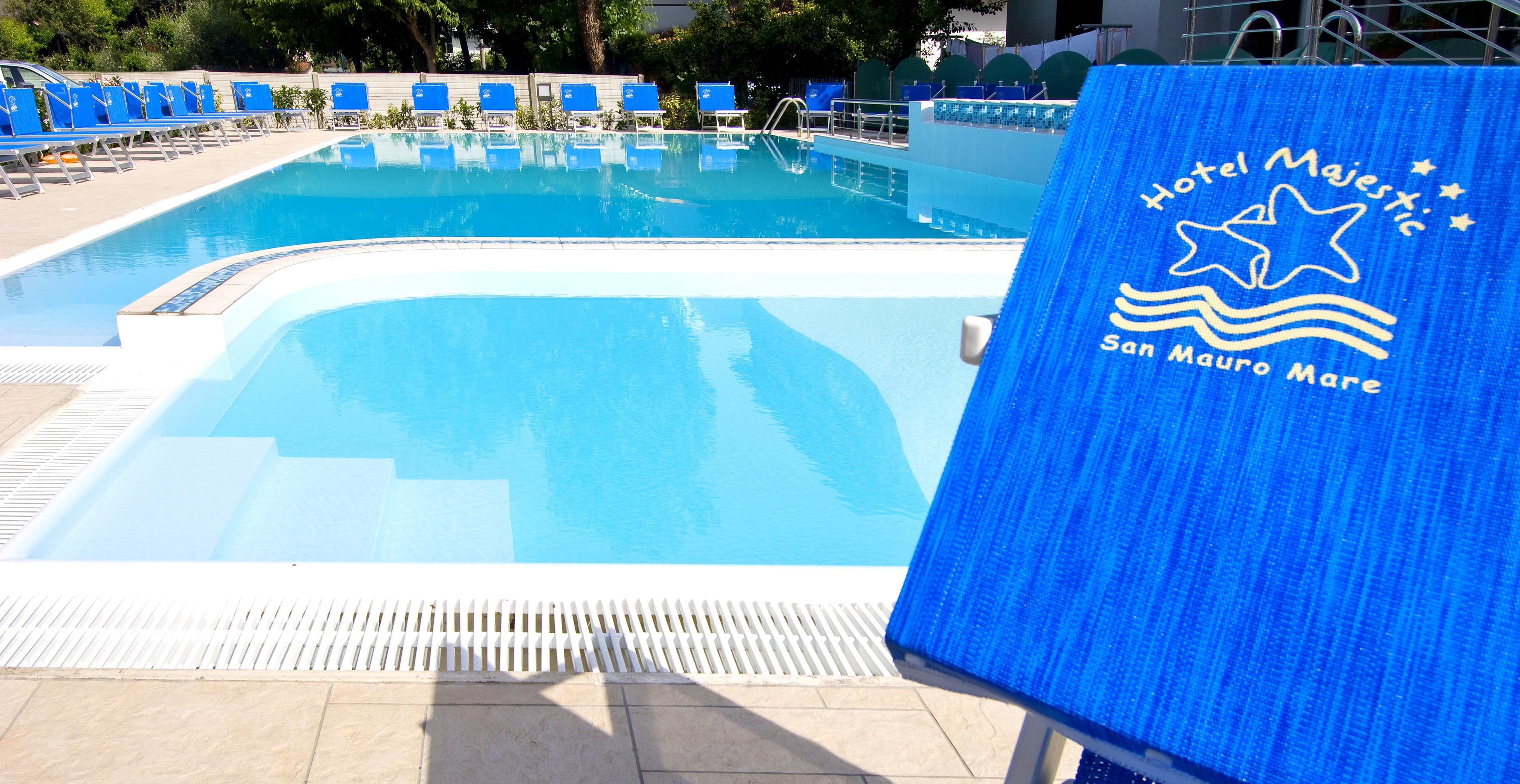 Hotel Majestic - San Mauro Mare***