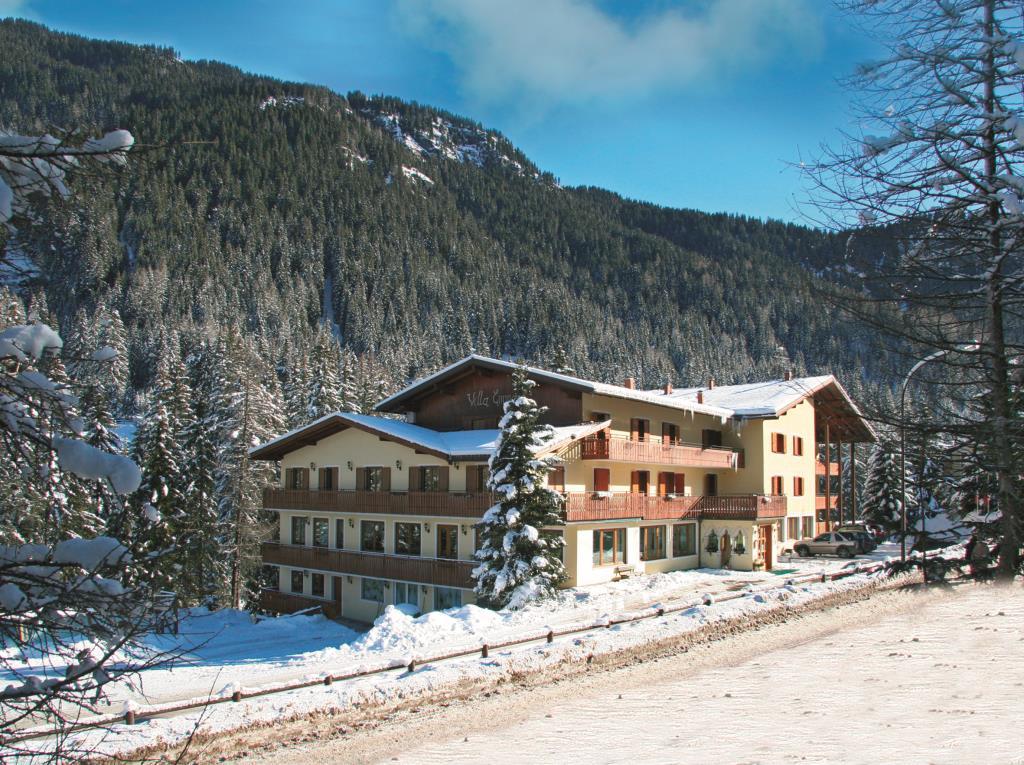 Hotel Villa Emma - Alba di Canazei***