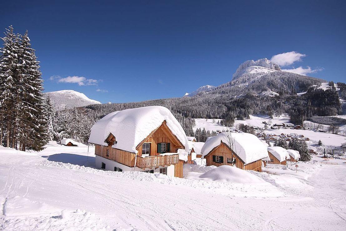 Apartmány Hagan Lodge AlpenParks****
