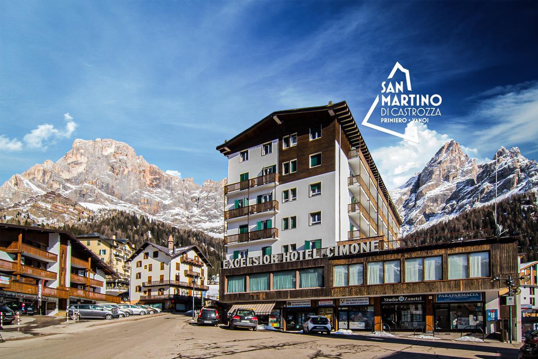 Hotel Cimone Excelsior - 5denný lyžiarsky balíček so skipasom a dopravou v cene***