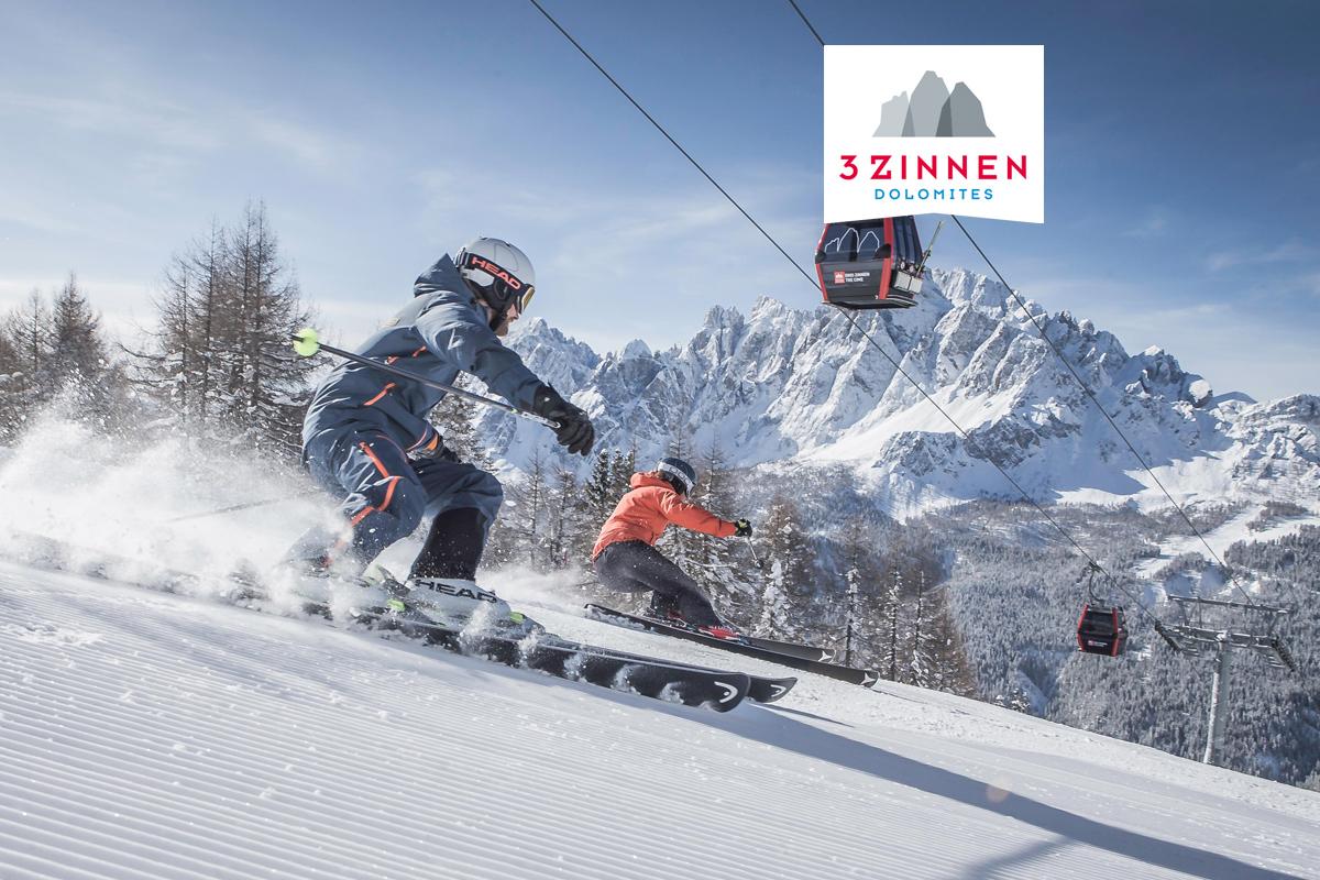 Hotel Comelico - 5denný lyžiarsky balíček so skipasom a dopravou v cene***
