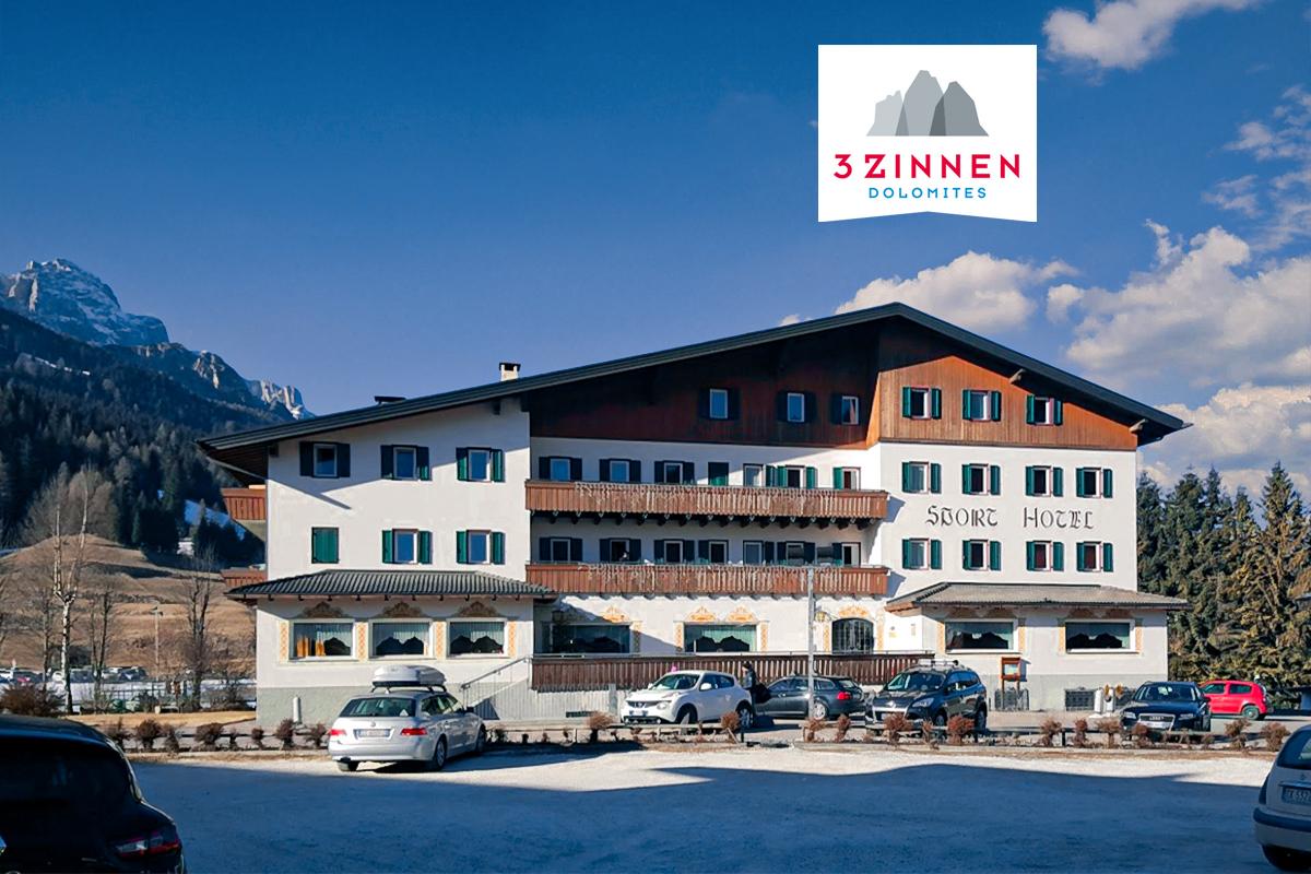 Sporthotel – 5denný lyžiarsky balíček so skipasom a dopravou v cene***