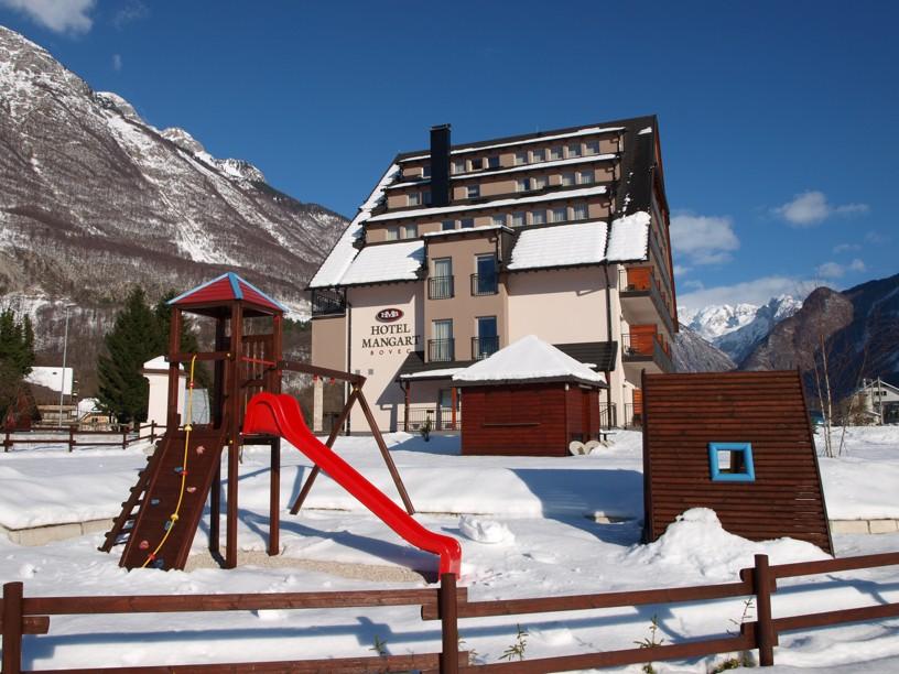 Hotel Mangart - zimní zájezd***