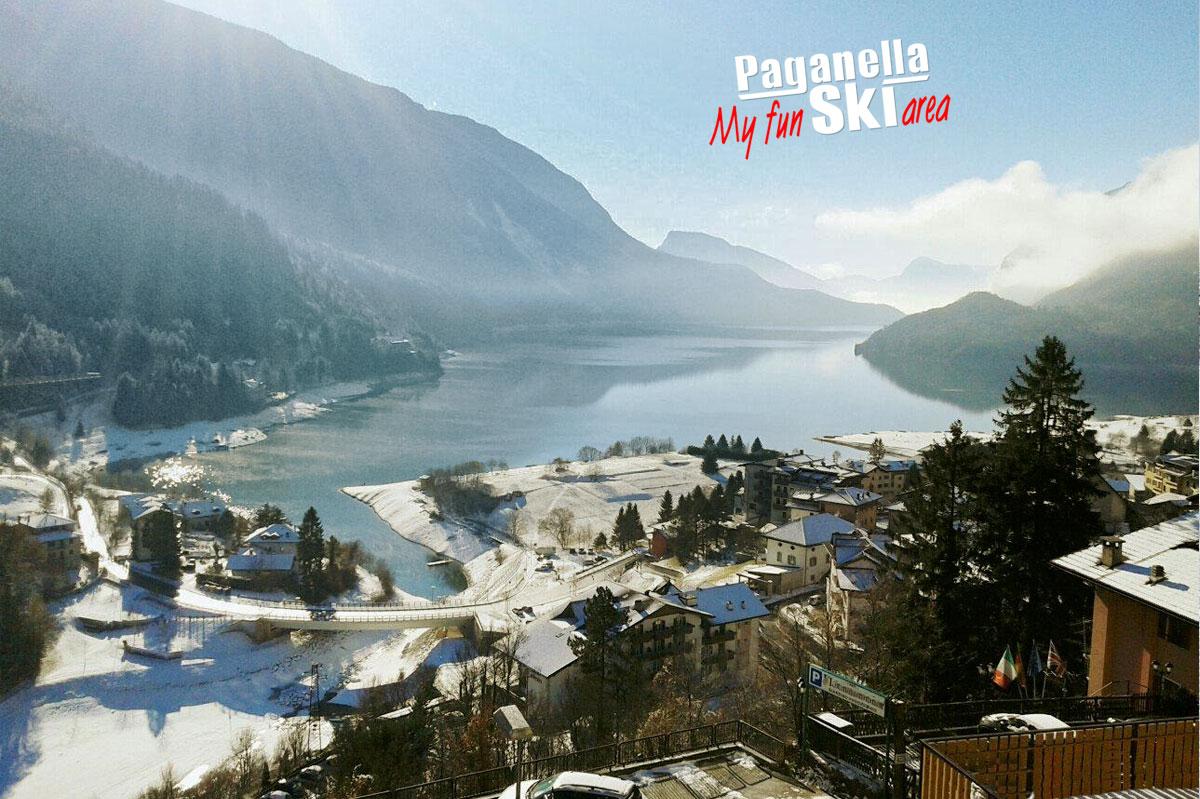Hotel Aurora – 6denní lyžařský balíček s denním přejezdem, skipasem a dopravou v ceně***