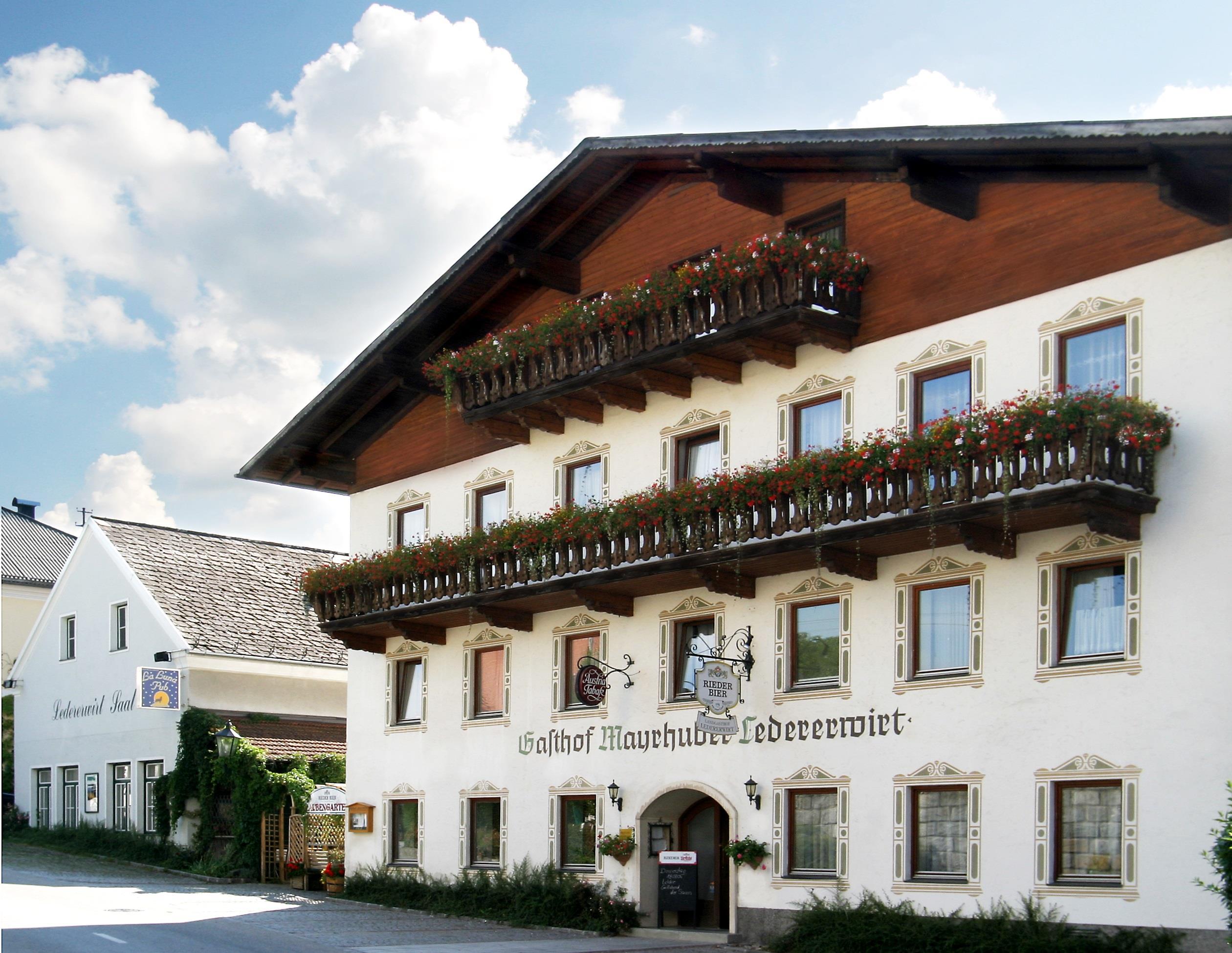 Hotel Landgasthof Ledererwirt***