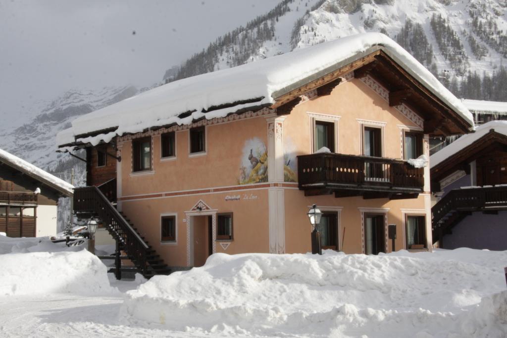 Apartmány Chalet La Golp - Pineta (pobyt se skipasem)
