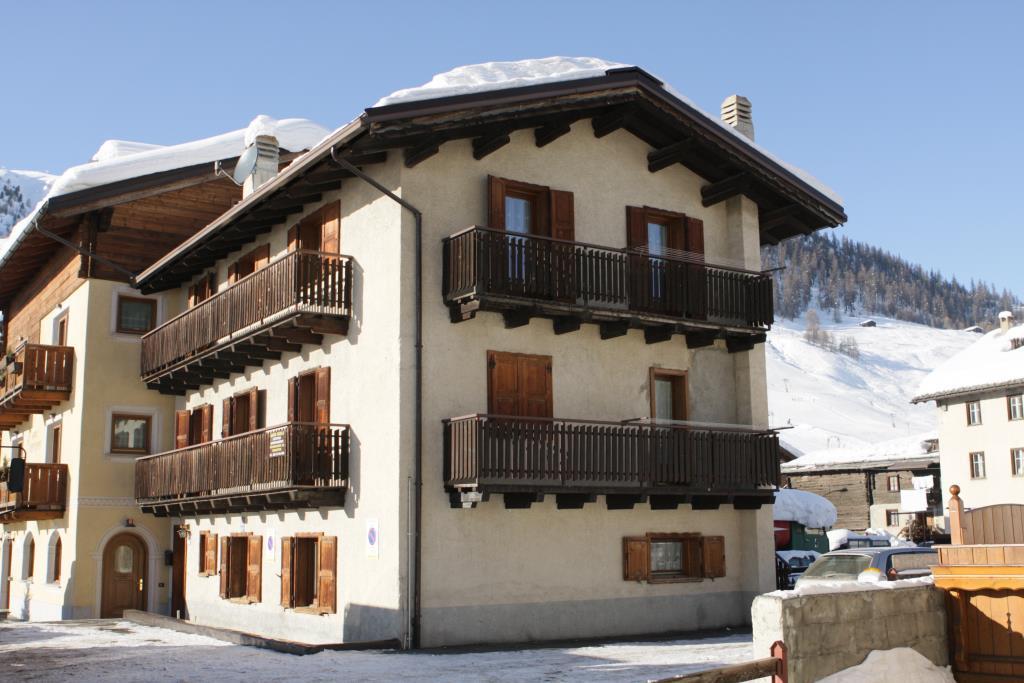Apartmány Livigno (pobyt so skipasom)